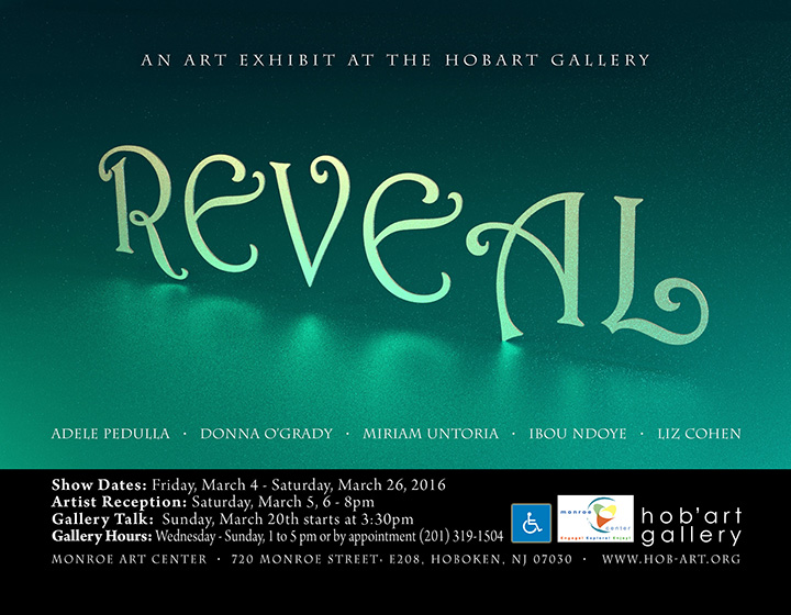 """REVEAL"" at Hob'art Co-operative Gallery"