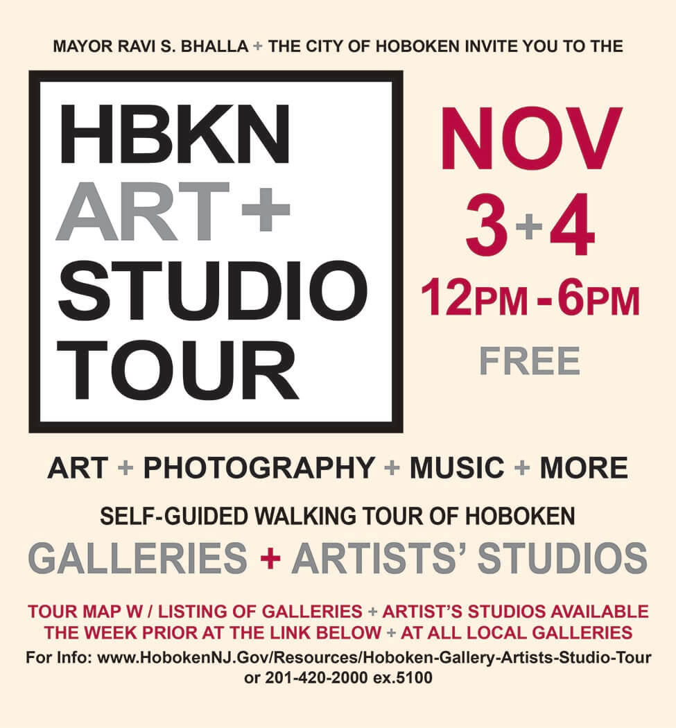 HOBOKEN ART + STUDIO TOUR